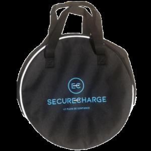 sac de transport cable de recharche securecharge