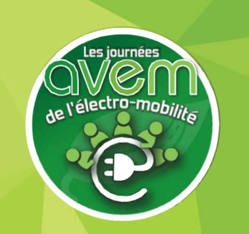 LES JOURNÉES AVEM DE L'ÉLECTRO-MOBILITÉ