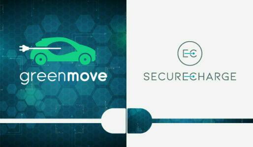 logo greenmove logo securecharge