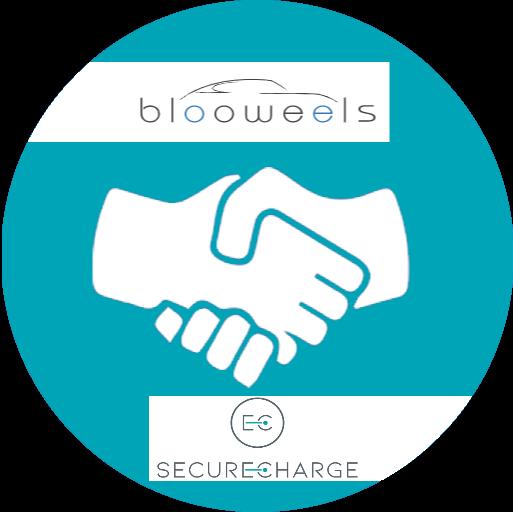 Echanges de bons procédés  entre Securecharge et Blooweels